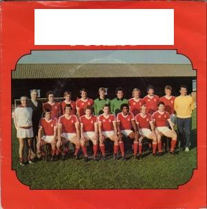 Nottingham Forest with Paper Lace - We got the whole world in our hands (1978)