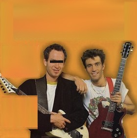 McEnroe & Cash with the Full Metal Rackets – Rock and Roll (1991)
