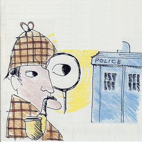 Sherlock Holmes Meets Dr. Who (2007)