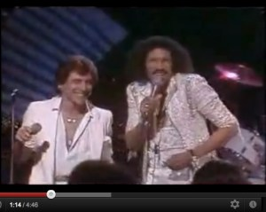 The Commodores & Frankie Valli - Grease (1978)