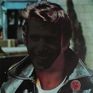 Various Artists - Happy Days: Fonzie's Favorites (20 Great Rock'n' Roll Hits) (1976)