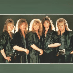 Europe - The Final Countdown (1986)