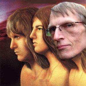 Emerson, Lake & Palmer - Trilogy (1972)