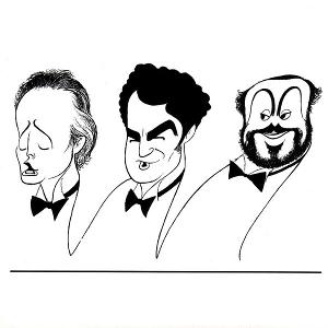 Jose Carreras, Placido Domingo and Luciano Pavarotti - Favorite Arias by the World's Favorite Tenors (1991)