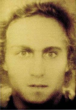 W.A. Mozart - compositiefoto van de Duitse Nationale Recherche (2002)