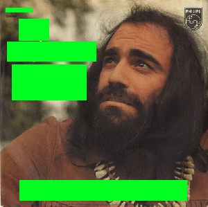 Demis Roussos - My friend the wind (1973)