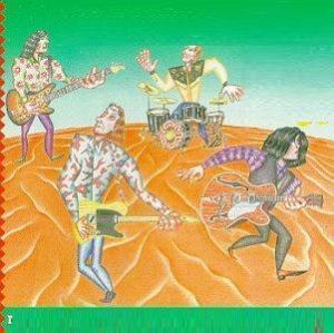 Hoodoo Gurus - Mars Needs Guitars! (1985)