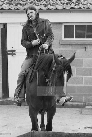 Ian Fraser 'Lemmy' Kilmister - Motörhead (1974)