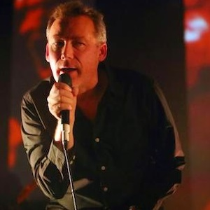 Jim Reid - The Jesus and Mary Chain (2015)