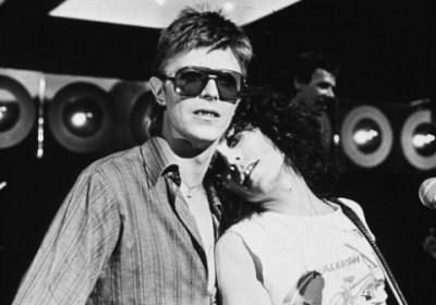 David Bowie & Marc Bolan (1977)