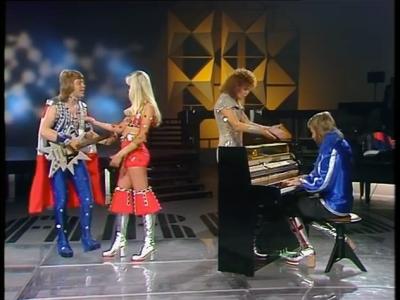 ABBA - Honey Honey (1974)