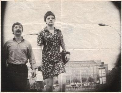 Wolf Biermann & Nina Hagen (1970)