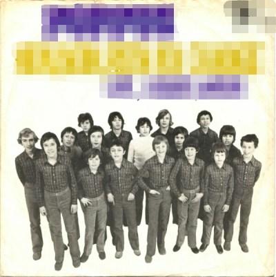 Les Poppys - Non, non rien n'a changé (1971)