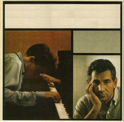 Leonard Bernstein & Glenn Gould - Concerto No. 2 in B Flat Major / Concerto No. 1 in D Minor (1957)