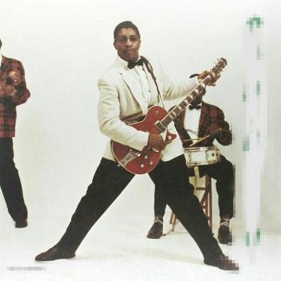 Bo Diddley - Bo Diddley (1958)