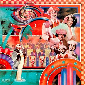 Dr. Buzzard's Original Savannah Band - Dr. Buzzard's Original Savannah Band (1976)