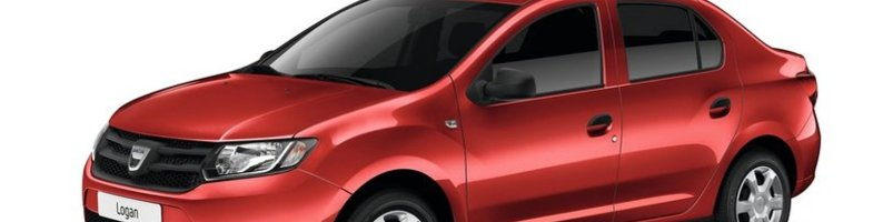 dacia logan red blogman