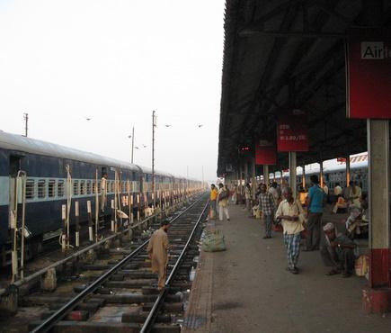 Gorakhpur Rail Station