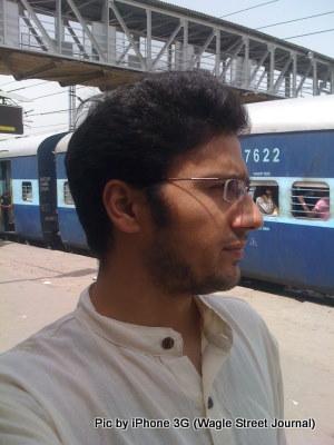 A trip to Taj Mahal