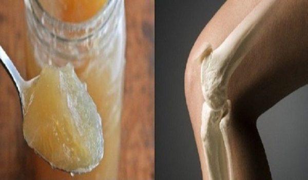 Ez a keverék visszaállíthatja a csontok erősségét, az ízületek és a szalagok egészségét!