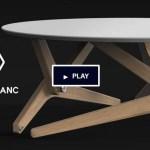 Ha meglátod, te is ilyen asztalt szeretnél a nappalidba