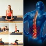 8 jóga póz, melyekkel 8 perc alatt enyhítheted a hátfájásodat