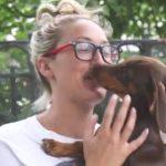 Az orvosok arra figyelmeztetnek: Ne hagyd, hogy a kutyád megnyaljon téged!