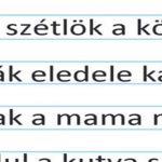 50 mondat, amely visszafelé olvasva is ugyanaz… (a magyar nyelv a legszebb)!