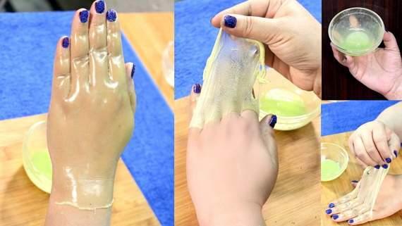 Tejviasznak hívja a nővérem, ezzel ápolja a bőrét, ami olyan lett tőle, mint a tej, itt a receptje