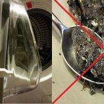 Így tartsd tisztán, baktériumok, szag és vízkő nélkül a mosógépet!