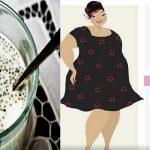 Erőteljes Chia Milkshake, hogy felgyorsítsd a fogyást – Csak akkor működik ha így készíted el!