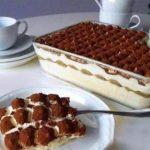 A valódi olasz tiramisu receptje! Zseniális, krémes finomság sütés nélkül!