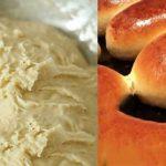 Élesztő nélküli kefires tészta, lehet belőle kifli, lepény és még rengeteg más finomság!