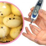Egy eddig ismeretlen gyógymód a magas vércukorszintre: egy tojás, egy csésze ecet, és mutatjuk mit kell tennie