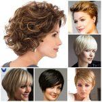 A legdivatosabb női rövid frizurák, amelyek minden életkorban bátran viselhetők