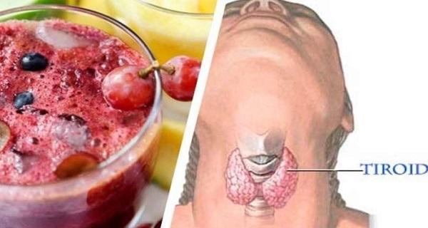 Ezzel az itallal fogyhatsz és szabályozhatod a pajzsmirigy működésed - megszüntetheted a gyulladásokat