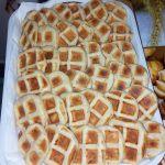 Gofrisütőben készült sajtos tallér, hogyha egyszer kipróbálod onnantól kezdve mindig így fogod készíteni