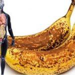 Így reagál a szervezeted, ha a barna, foltos banánt eszed