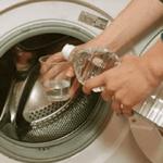 Büdös is volt a mosott ruha és szürke is! Aztán beleöntöttem a mosógépbe ezt