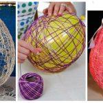 Csak 3 dologra lesz szükséged ahhoz, hogy ilyen különleges húsvéti dekorációt készíts
