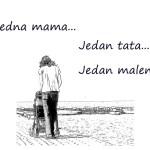 Jedna mama, jedan tata…