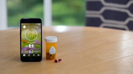 App with medication