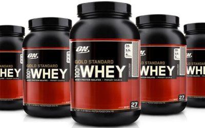Proteína Whey: Tipos, Beneficio y dosis recomendada!