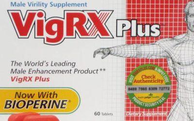 VigRX Plus, Suplemento para Mejorar el Desempeño Sexual Masculino