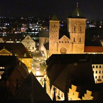 Turmbesteigung Marienkirche 1