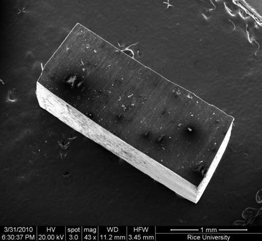 01-Self-Strengthening-Nano-Composite-Material-Vertically Aligned-Multi  Walled Nano Tubes With Polydimethyl Siloxane-Inert Rubbery Polymer