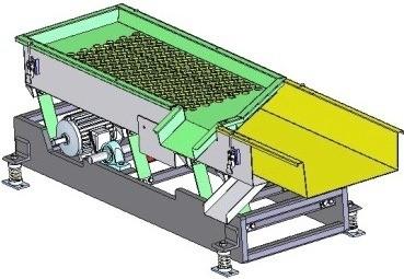 02cae 01 vibrating conveyor vibrating conveyor applications vibrating conveyor belt vibrating conveyor motion of vibrating systems Material Handling Oscillating Conveyor
