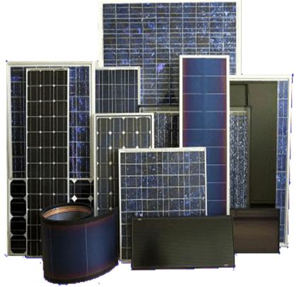 01-Amorphous Solar Cell-Flexible Solar Cell-Crystalline Solar Cells