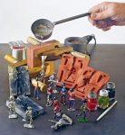 Hobby Aluminum Casting | Sand Casting Aluminum | Green Sand Casting Process