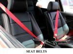 Safety Systems in Vehicles | Seat Belts | Air bags